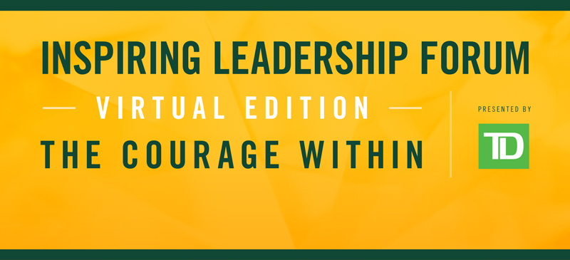 It's about leadership for women – the challenges we face, the strengths we possess, and the common experiences that tie us together. Join us on  March 3, 2021!