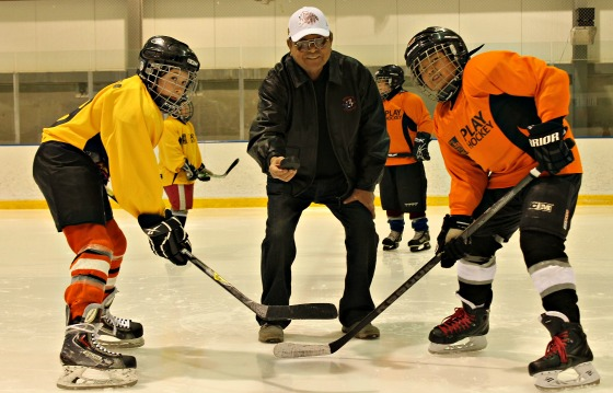 Hockey Helped Fred Sasakamoose And Now He S Reaching Out To Youth