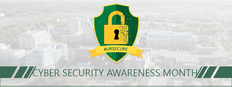 Learn how you can stay safe online this month | Information