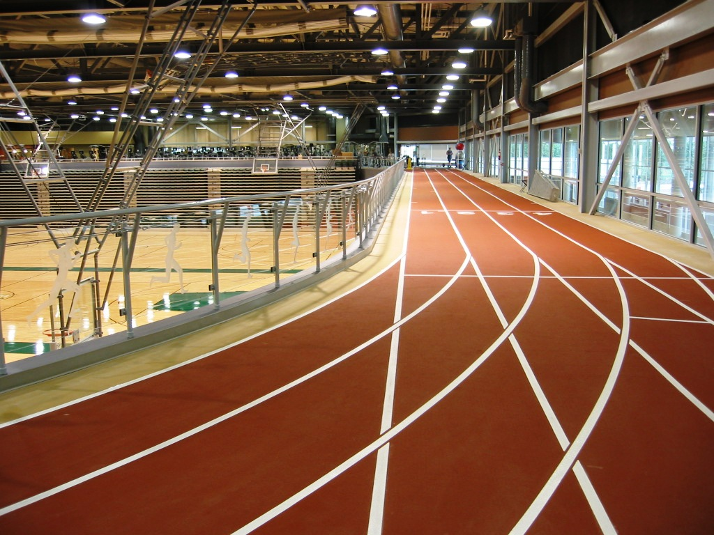 The Running Room Regina Indoor Track Facilities Services