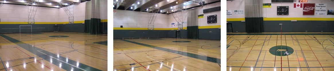 Gym 1 Facilities Services University Of Regina