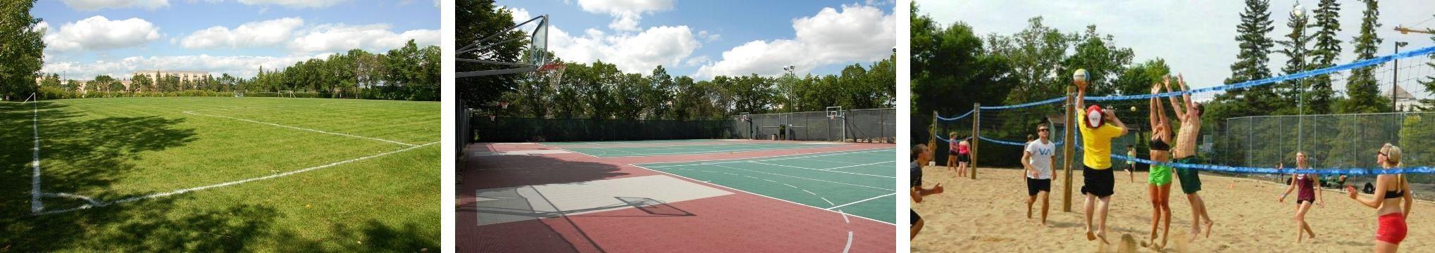 Beach Volleyball Facilities Services University Of Regina