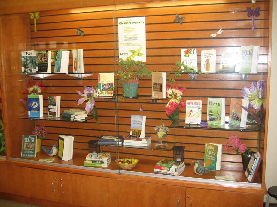 Summer 2012 Gardening Display