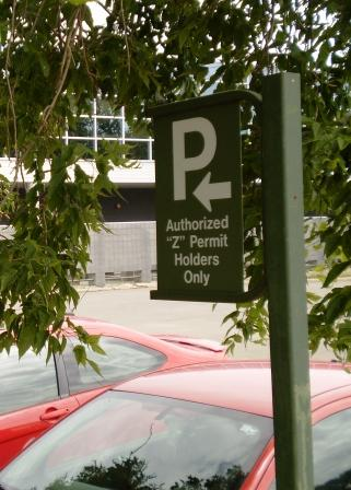 Stalls In Z Plug Parking Areas Are Reserved Monday Through Friday However Other Vehicle Owners Can Park Under Certain